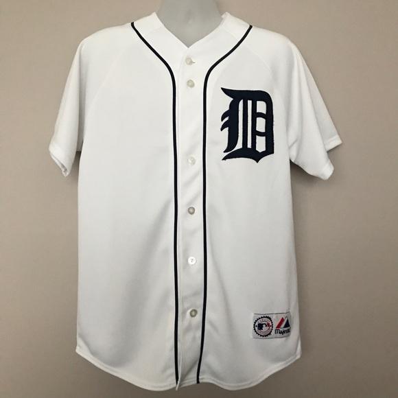 Detroit Tigers Majestic #14 Polanco Jersey NWT